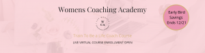 Life Coach Training Live Course